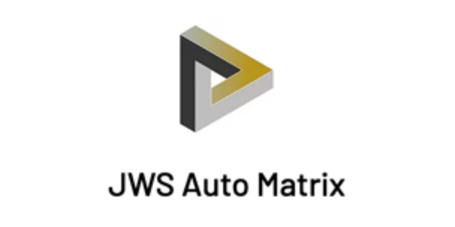 JWS Auto Matrix