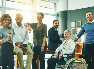 Diversity, Inclusion & Equity in the Workplace