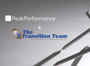 Peak Performance & The Transition Team Announce New Partnership