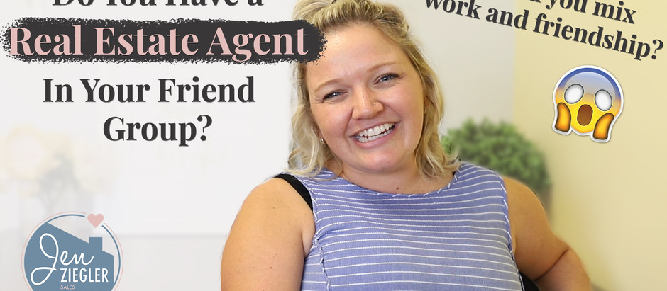 How to Treat Your Real Estate Agent Friend