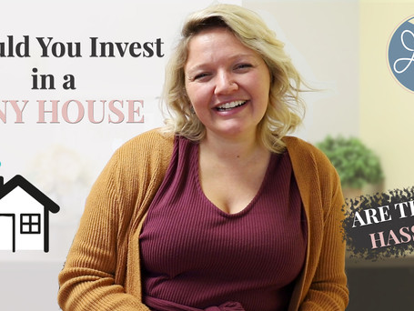 Should you buy a tiny house?
