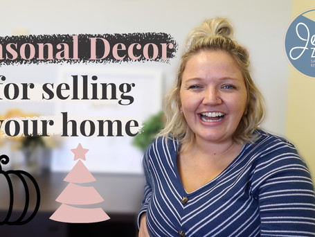 How to decorate when selling your house