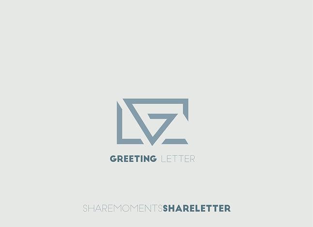 Greetng Letter Logo