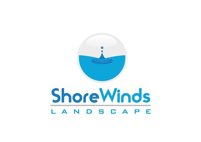 Shorewinds Landscape logodesign
