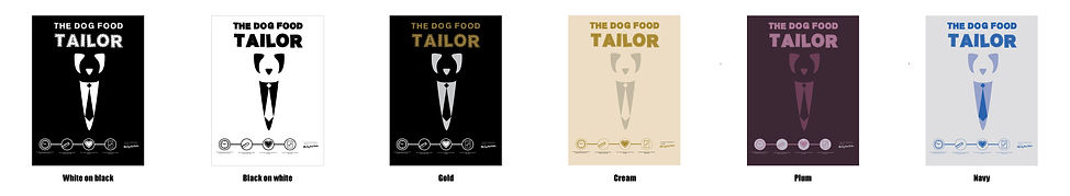 The Dog Food Tailor