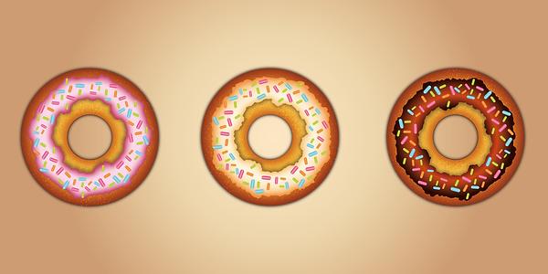 Donuts Vector Dahlgren Design