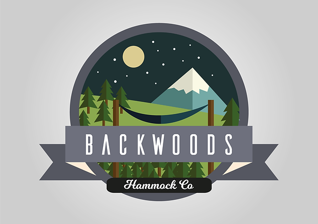 backwoods hammock co logo