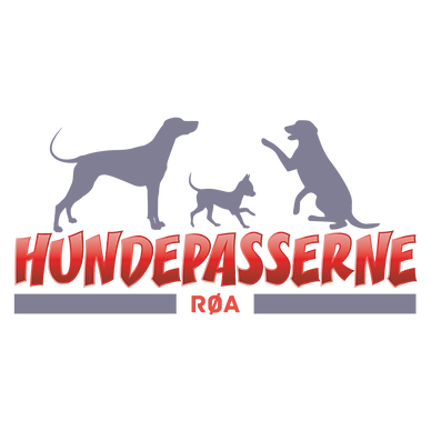 Hundepasserne Røa Logo