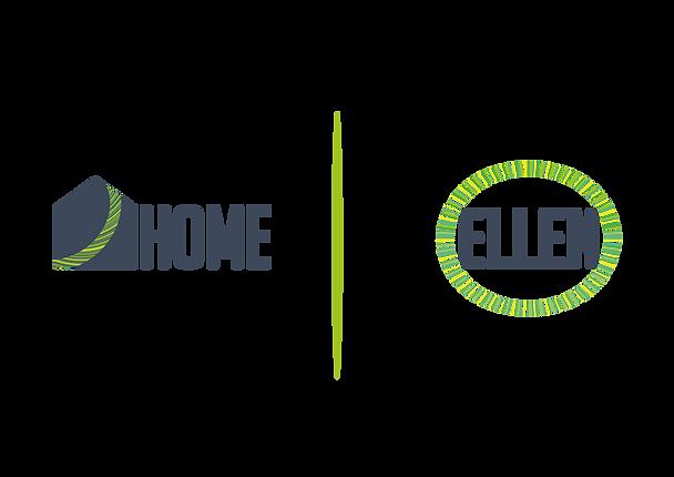 Home, logo design, ellen, branding design, deakin university, dahlgren design