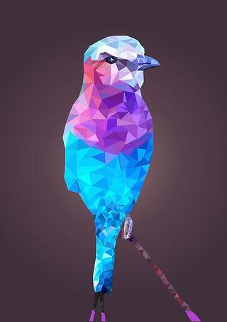 Poly Bird Dahlgren Design