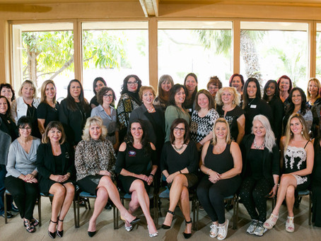 Businesswomen are  Staying Connected