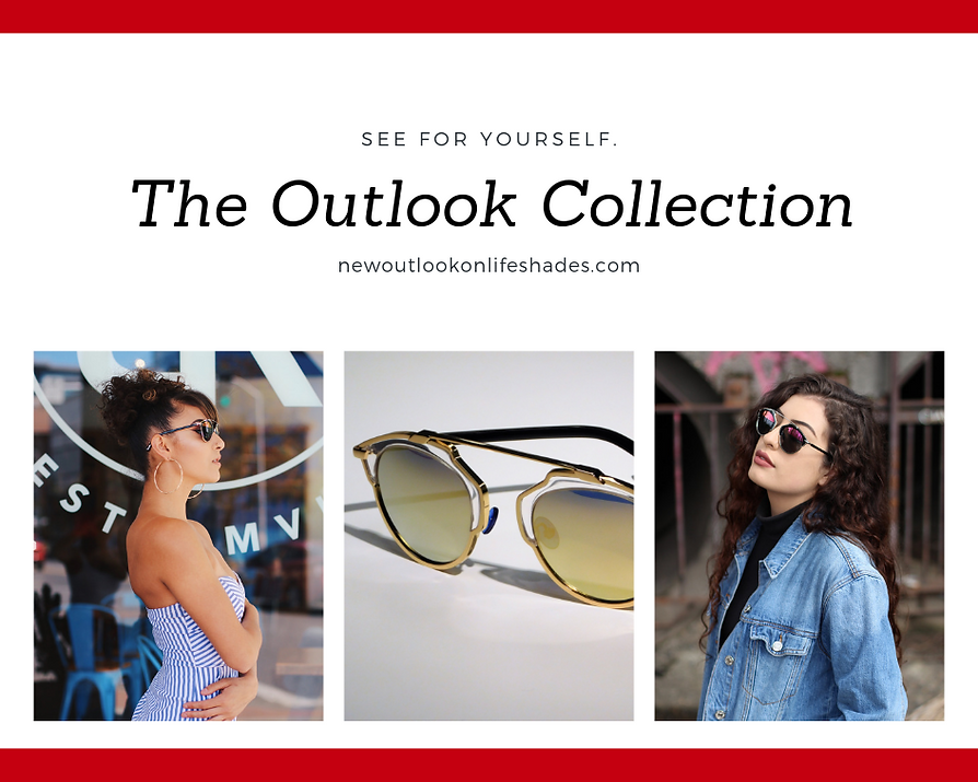 New polarized sunglasses collection from NewOutlookOnLifeShades.