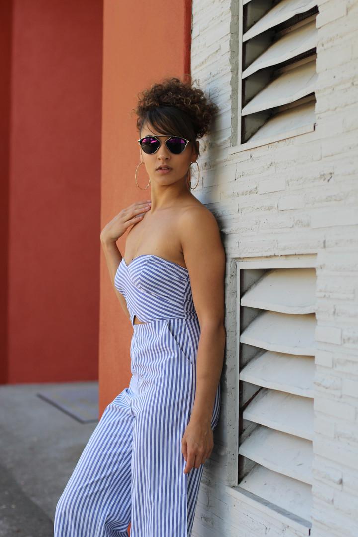 Makiah modeling - Black outlooks
