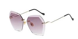Nools - Purple RL Silhouette Vintage Sunglasses