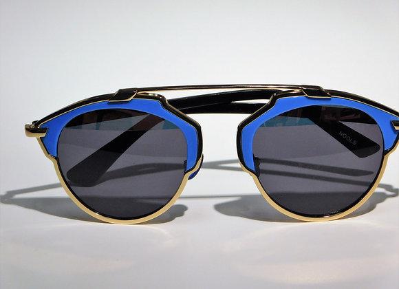 Blue/Gold Outlooks -Polarized - NewOutlookOnLifeShades