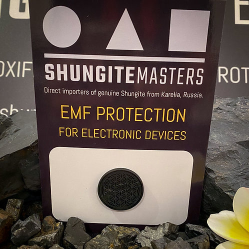 SHUNGITE EMF PHONE PROTECTORS