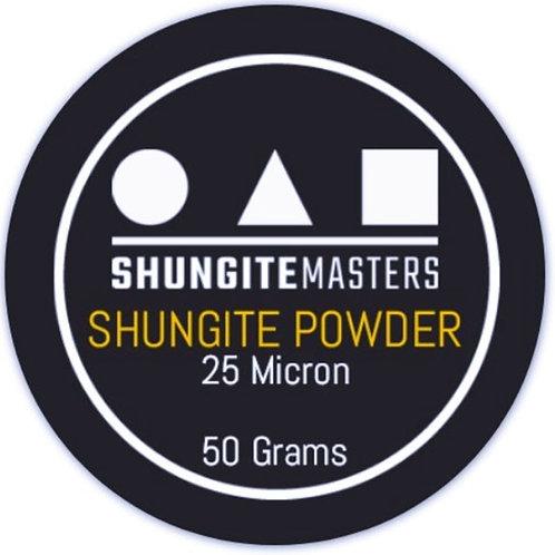Shungite Powder 50g