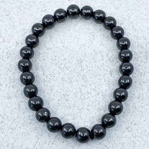 Bracelet - 8mm beads - 20cm - LARGE