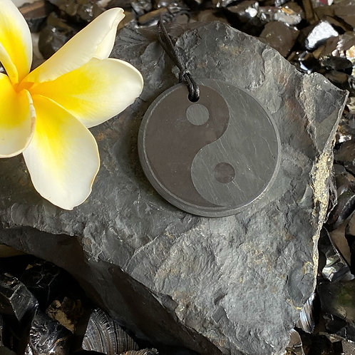 Ying and Yang Pendant 50mm