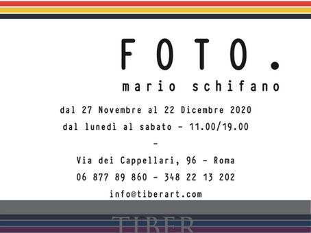 FOTO . Mario Schifano