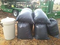 42 gallon sawdust bags
