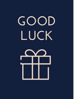 'Good Luck' Card