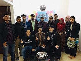 バングラデシュ人工知能(AI)研究開発チーム発足 ~実践的かつゲームフルな開発チーム~