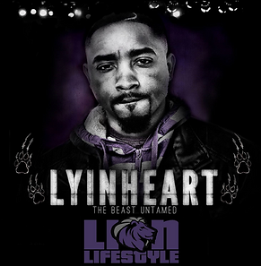 www.lyinheart.com Lion Lifestyle Logo Prohibited from use All Copyright laws apply