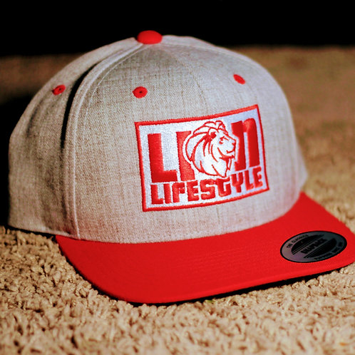 (Limited Editon) Red Lion Lifestyle Snapback