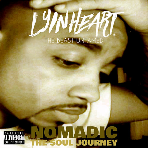New Nomadic Cd By Lyinheart The Beast Untamed