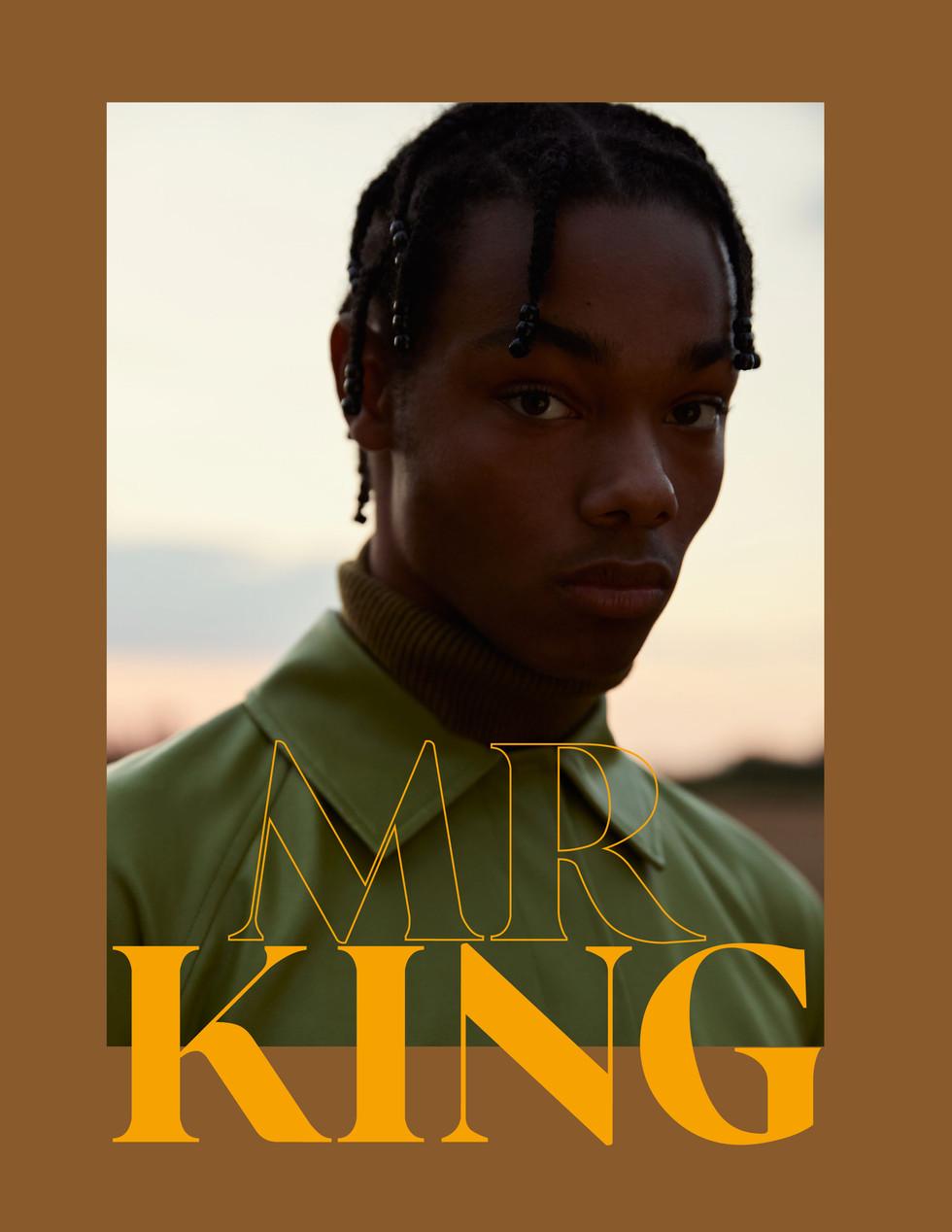 Mr King