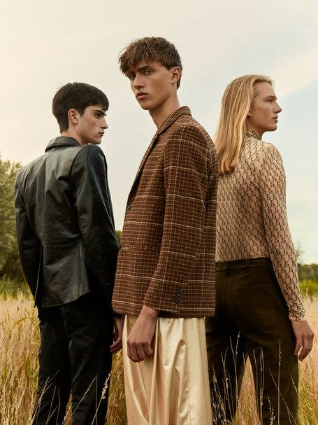 Summer romance for Shön magazine