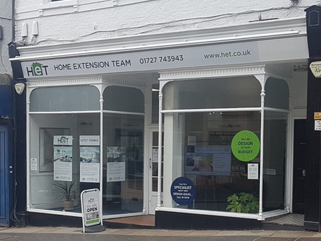 Our New St Albans Office at 2 Holywell Hill