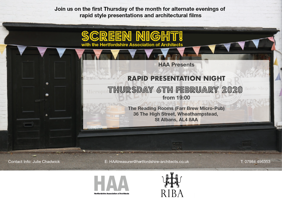 Screen Night 6th February