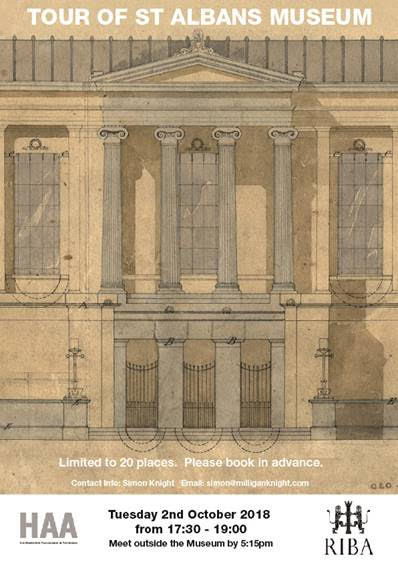 Tour of the St Albans Museum