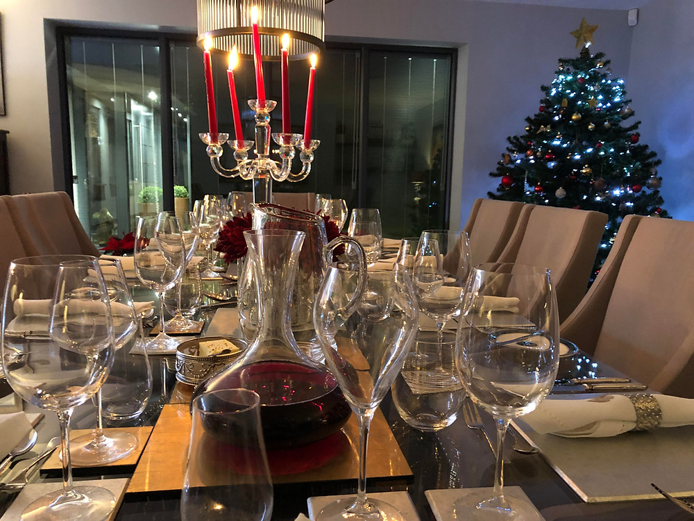 Book a private chef for Christmas