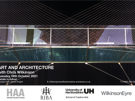Art & Architecture with Chris Wilkinson