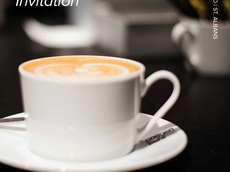 You are Invited to a Coffee Morning at Poggenpohl, St Albans