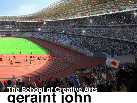 Join us for an Evening with Geraint John