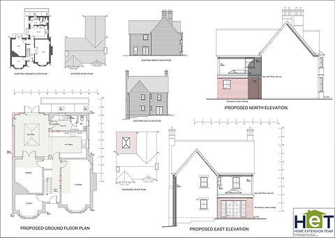 home extension Stotford