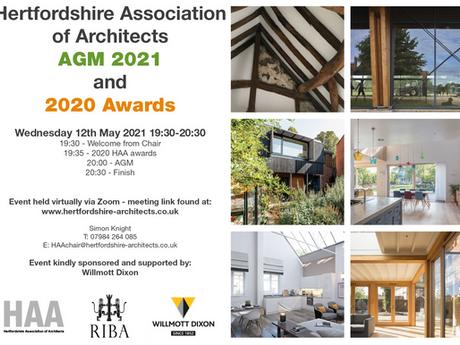 HAA AGM 2021 and 2020 Awards