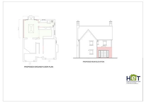 Storford Home Extension