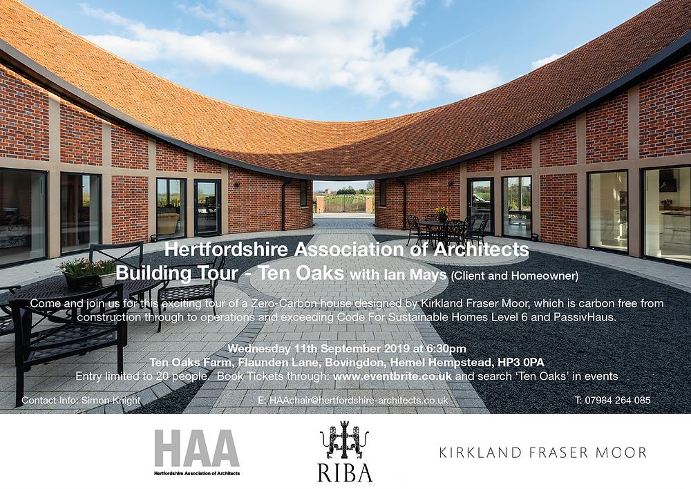 Hertfordshire Architects Association