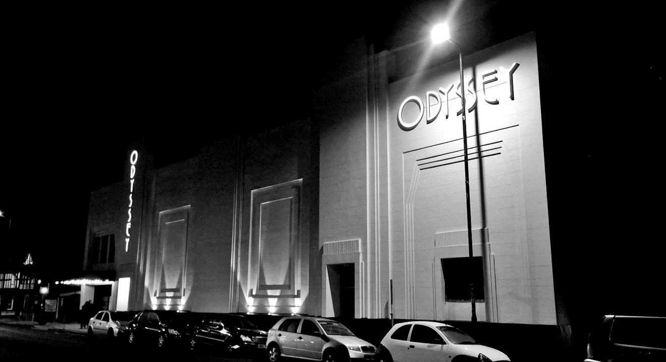 EHW Ltd, The Odyssey Cinema