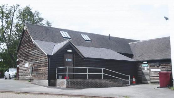 WEAL Architects, Barn Theatre Welwyn