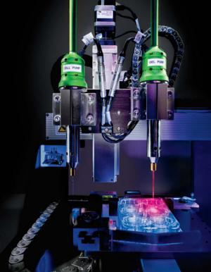 Bio-deep-tech: Organ printing as an industry