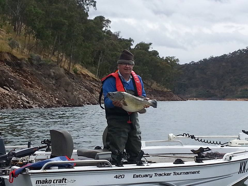Andy's 67cm Cod