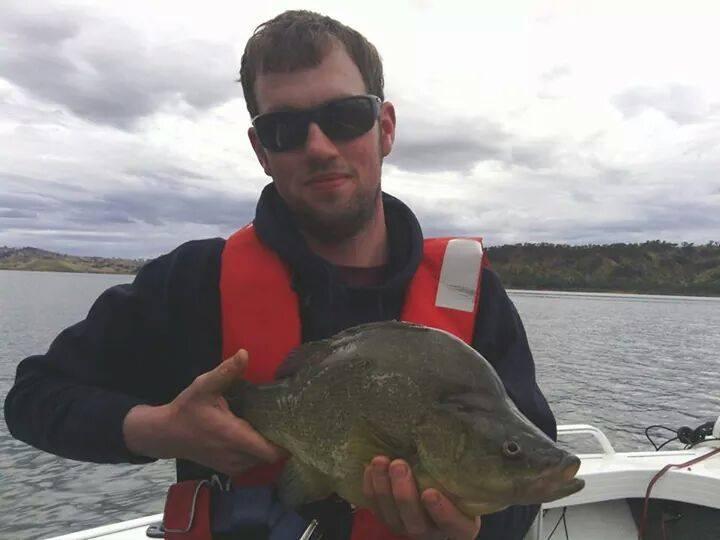 James from Tassie