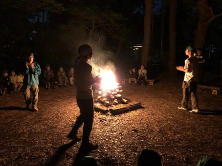 団ファミリーキャンプ