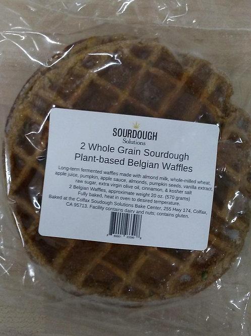 Vegan Waffles (20 oz. / 570 grams)